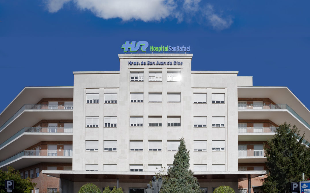 Exterior Hospital San Rafael