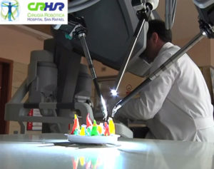 Video Cirugía Robótica