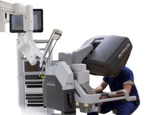 Curso de Cirugia Robótica con Simulador Da Vinci X-Xi