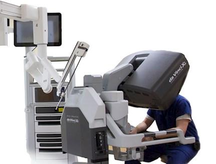 curso cirugia robotica madrid