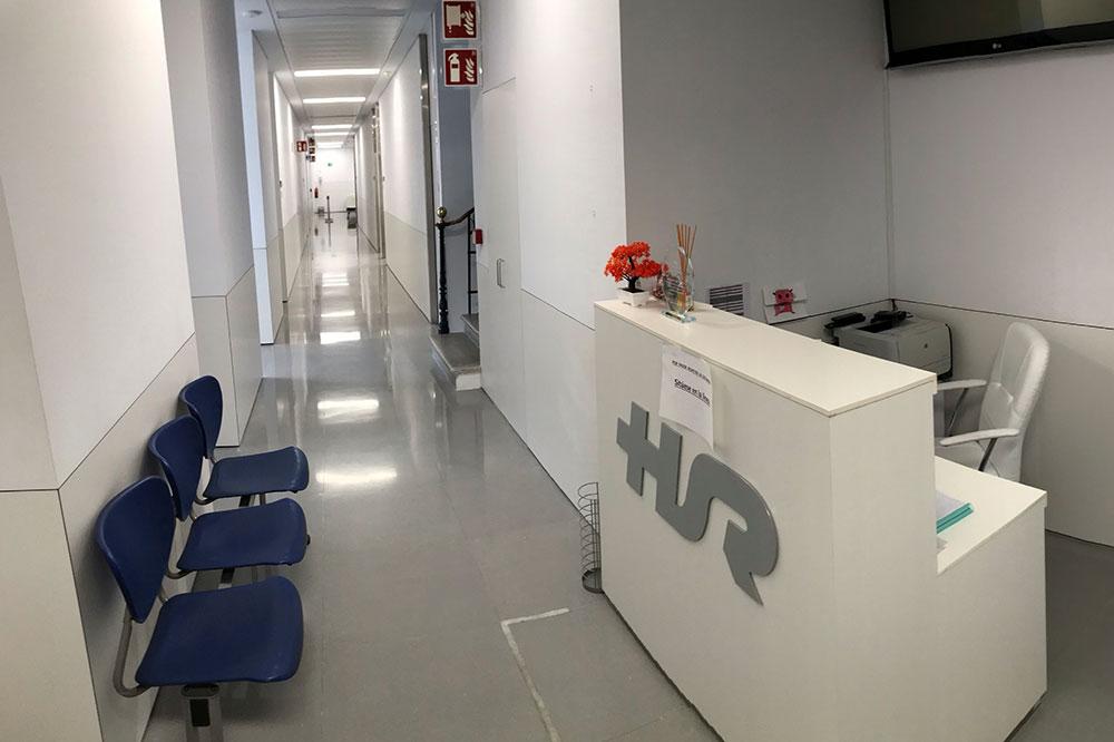 Hospitalizacion Cirugía Robótica San Rafael Madrid