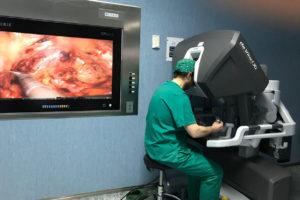 Intervención del Cáncer de Próstata con Cirugía Robótica