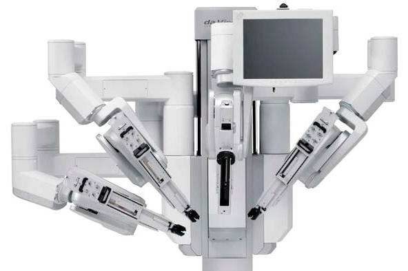 Informe sobre la cirugía robótica con el sistema quirúrgico Da Vinci